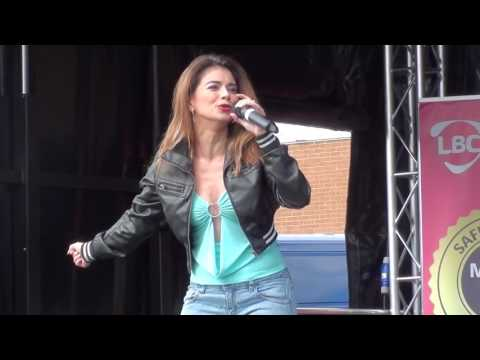 Isabel Granada - Live at Pistahan Newcastle - Fil-Brit - 26.06.16 - part 1 [ OFFICIAL CHANNEL ]