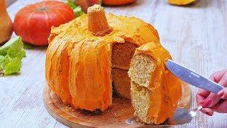 Торт «Тыква» - Рецепты от Со Вкусом
