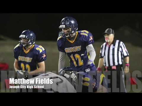 Matthew Fields Football Highlights  Recruit 2