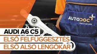 Gyújtótekercs csere AUDI A6 Avant (4B5, C5) - kézikönyv