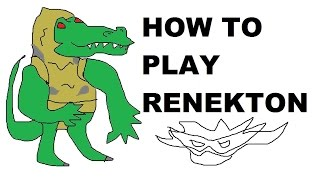 A Glorious Guide on How to Play Renekton