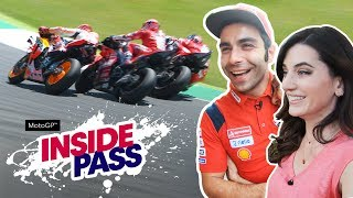 MotoGP 2019 Italy: Danilo Petrucci Takes Over The Vlog | Inside Pass #6