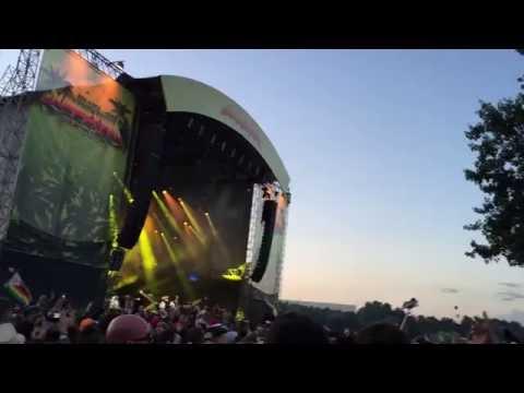 Sean Paul - cheap thrills (live) Germany