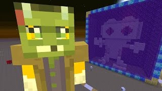 Minecraft: Xbox - Building Time - Halloween Special - Something Peculiar {58}