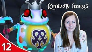 CHILL CLAWBSTER BOSS ❤ | Kingdom Hearts Dream Drop Distance Gameplay Walkthrough Part 12