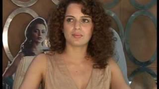 Bindaas Bollywood - Bollywood World - Kangana Ranaut on Once Upon A Time In Mumbai