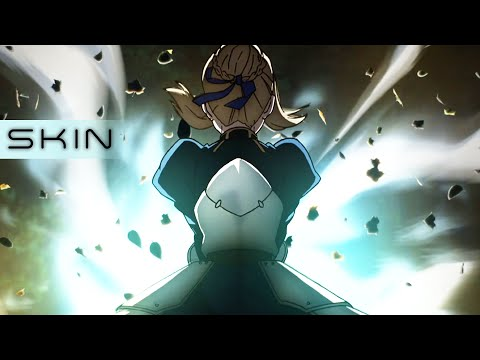 AMV • Fate/Stay Night: Unlimited Blade Works (2014) - Skin #7SHINDEN