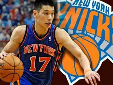 """""""just in a knick of time"""" MC Jin  Jeremy Lin slideshow"""