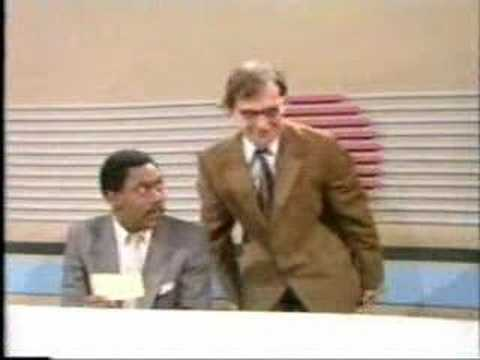 Lenny Henry meets Rik Mayall