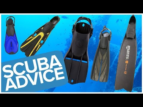 Choosing The Right Fins