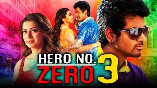 Hero No Zero 3 Hindi Dubbed Full Moive | Sivakarthikeyan, Hansika Motwani