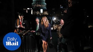 Hope Hicks resigns as the White House Communications Director - Daily Mail