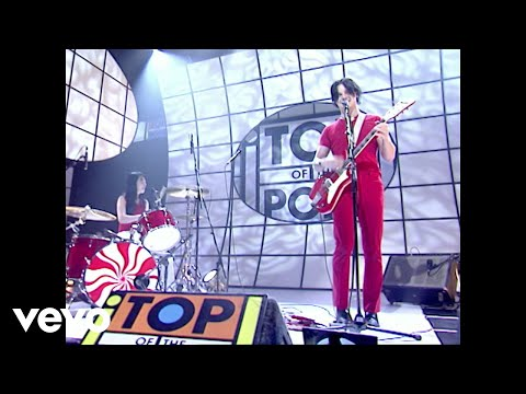 The White Stripes – Fell In Love With a Girl (Live on Top Of The Pops 2002) preview image