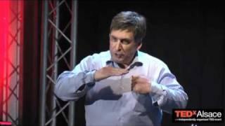 TEDxAlsace - Pascal Bastien - Apprendre à Entreprendre