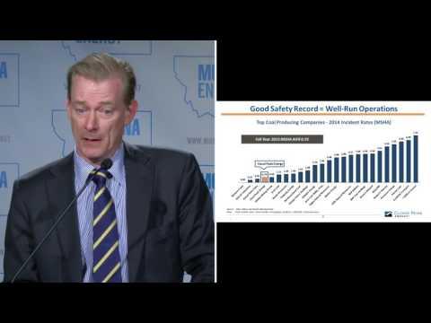 Colin Marshall Keynote: Montana Energy 2016