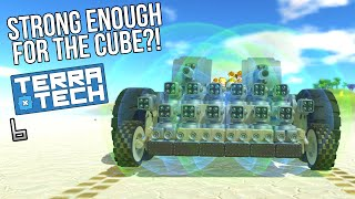 BUILDING A TEK FOR THE CUBE!! | Terra Tech Gameplay/Let's Play S4E6