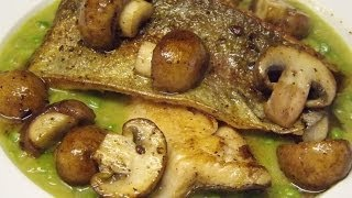 How To Clean,fillet And Cook Trout.in Real Time.