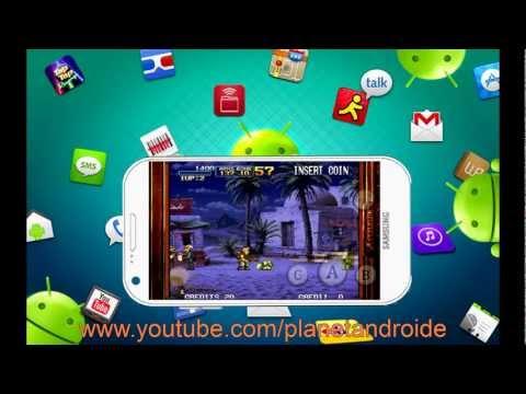 Android: Metal Slug X (APK+SD)