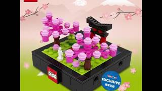 Toys 'r' Us Exclusive Lego Bricktober 2019 Commercial - Hd