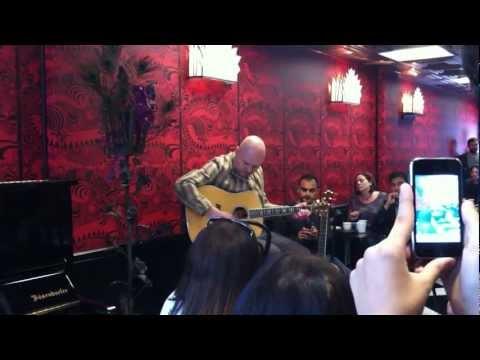 "Billy Corgan ""By Starlight"" at Madame Zuzu's 9/13/12"