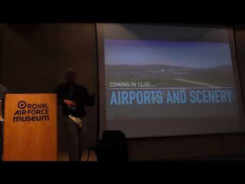 Laminar Research X-Plane 11.10 presentation PART 1