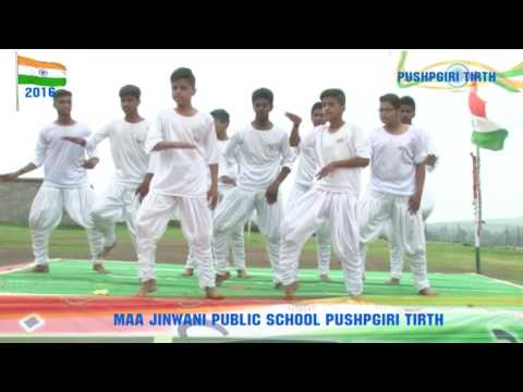 Super Dancer Junior - Independence Day Special in Pushpgiri tirth 2016