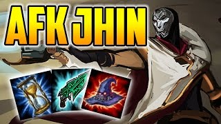 😧 THE BIGGEST THROW IN HISTORY l JHIN AFK l Season 7 Katarina Carry  - Noticed 😧