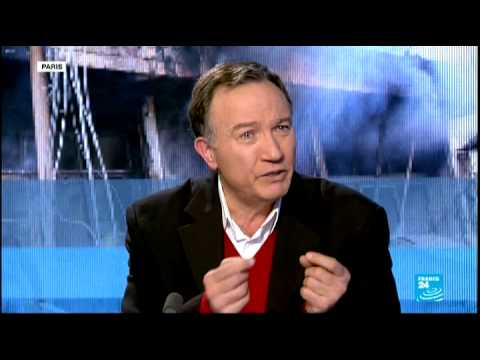 Guerre en Syrie : Comment sauver Genève 2 ? ( Partie 2) - #DébatF24