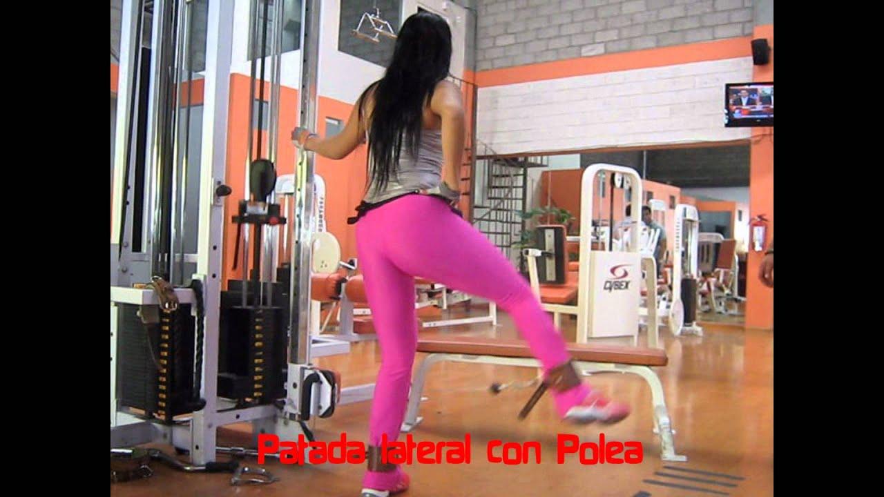 Curso de gluteo y abdomen hugo111 youtube for Gimnasio 7 de fitness badalona