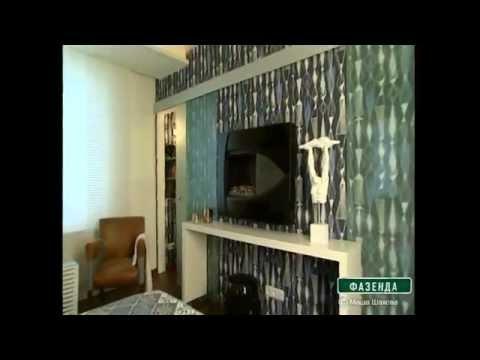 Электрокамин Dimplex Burbank в телепроекте «Фазенда» на Первом канале