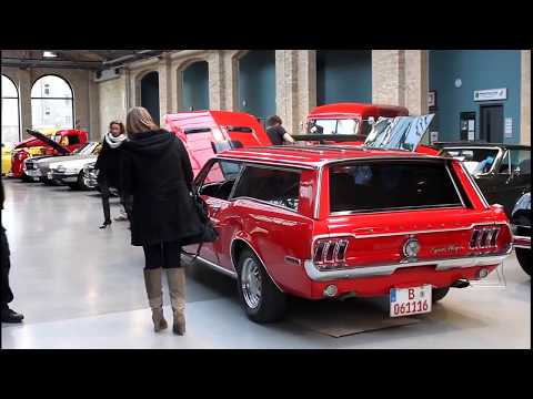 New Mandela Effect? Ford Mustang Station Wagon 1965 - 1966