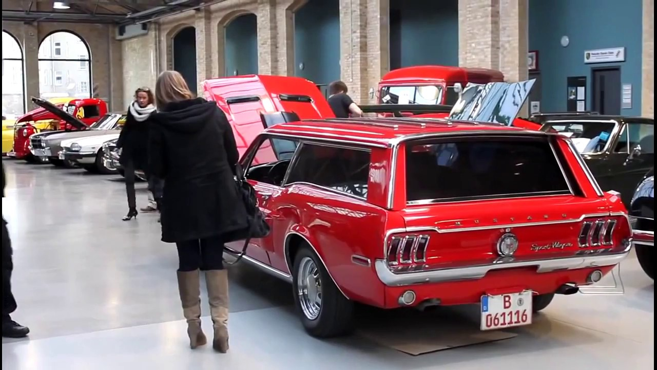 Ford Mustang Wagon