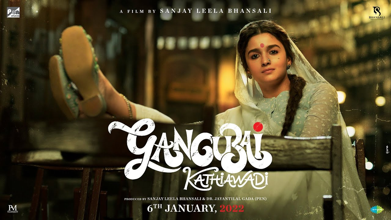 Download Gangubai Kathiawadi | Official Teaser | Sanjay Leela Bhansali, Alia Bhatt | 30th July 2021