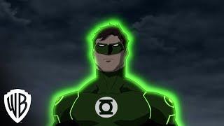 "Reign of the Supermen - clip - ""Apokolips Attacks"""