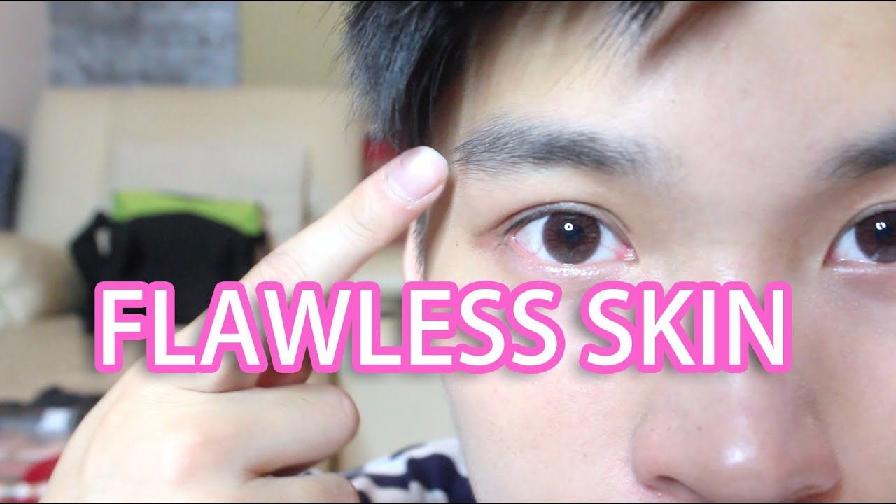 Flawless skin korean