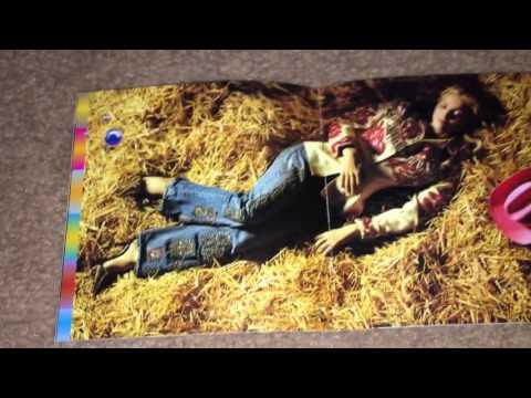 Unboxing Madonna  Music 2000 album