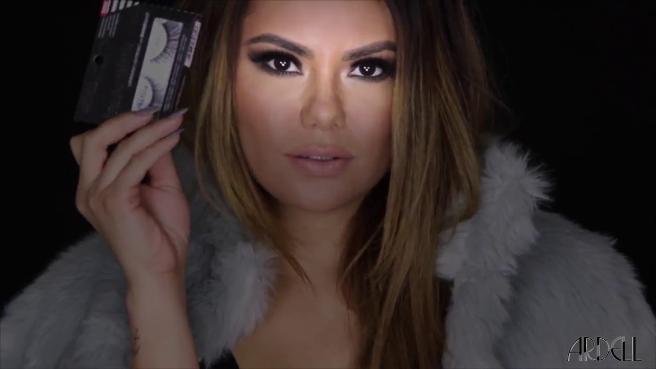 Ardell Faux Mink Lashes - New at Madame Madeline Lashes - YouTube