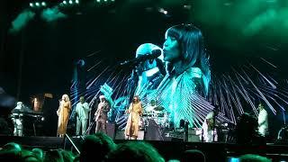 Bospop: live beelden concert Nile Rogers & Chic