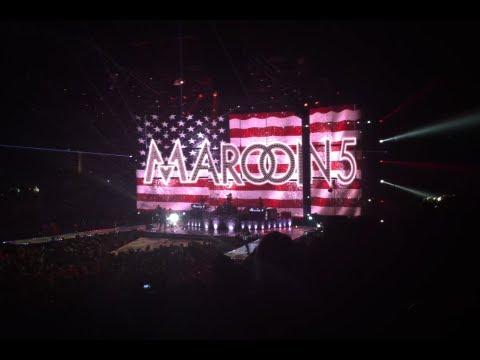 MAROON 5 CONCERT 2013