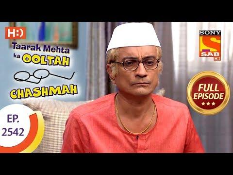 Taarak Mehta Ka Ooltah Chashmah - Ep 2542 - Full Episode - 28th August, 2018 thumbnail