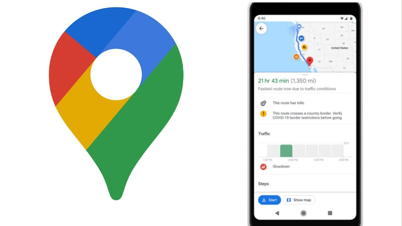 New Features On Google Maps For Covid 19 Alerts