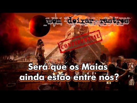 Afinal, como os Maias desapareceram? - SEM DEIXAR RASTROS