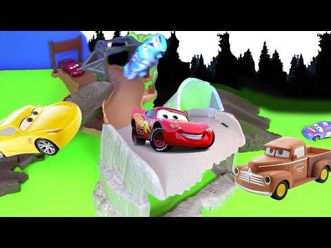 Видео для детей #Тачки 3 Disney Pixar Cars 3 Мультики про машинки #Игры для детей