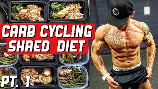 Video Carb Cycling Shredding Diet | Meal By Meal | Low Carb Day download MP3, 3GP, MP4, WEBM, AVI, FLV Juli 2018