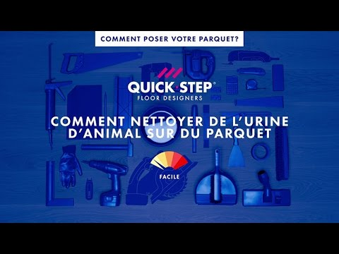 comment nettoyer de l urine d animal sur du parquet tutoriel quick step youtube. Black Bedroom Furniture Sets. Home Design Ideas