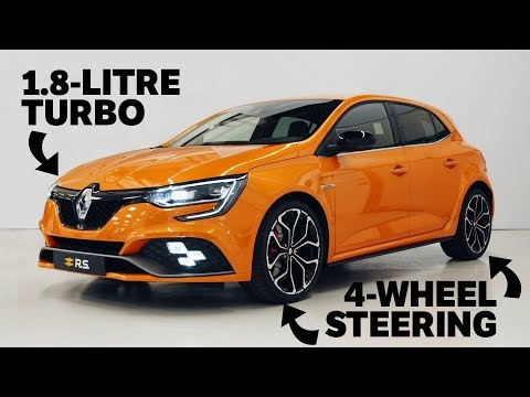2018 Renault Megane RS: The New Type R Slayer?
