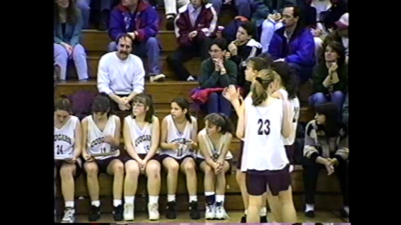 NCCS JV Girls CVAC Champs  2-18-95