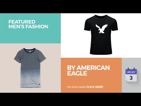 By American Eagle Featured Men's Fashion