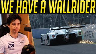 Dealing with a Wallrider on Gran Turismo