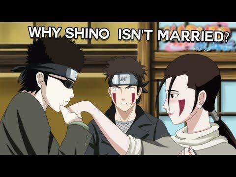 Why Shino Aburame Is NOT Married - Boruto & Naruto